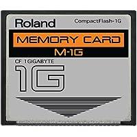 1GB Roland M-1G CompactFlash CF Memory Card for MC-808, SP-404, SP-555, V-Synth, Fantom and more