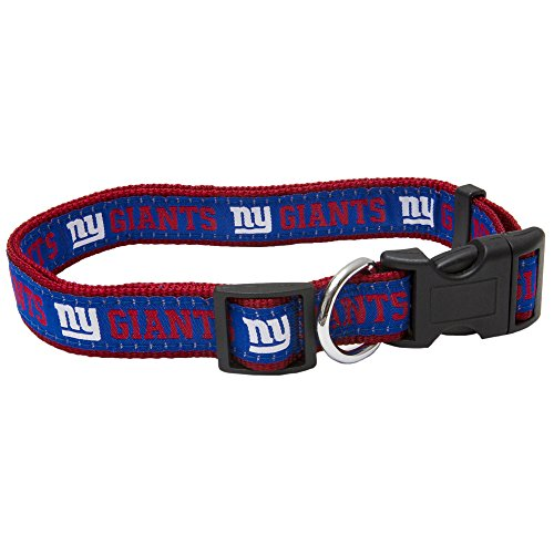 Pets First NFL New York Giants Pet Collar, - Outlets Buffalo Ny