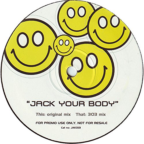 Jack your body (Club your Body/Dub your Body/Home Made Mix/Steve 'Silk' Hurley Remix) / Vinyl Maxi Single [Vinyl 12''] (12' Silk Single)