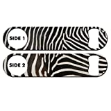 zebra beer bottle opener - Zebra Bottle Opener