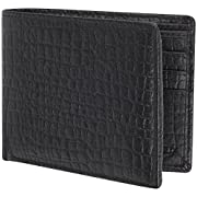Amazon Lightning Deal 94% claimed: Access Denied Mens Leather RFID Blocking Wallet Bifold