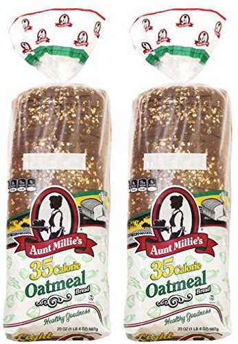 light oatmeal bread - 1