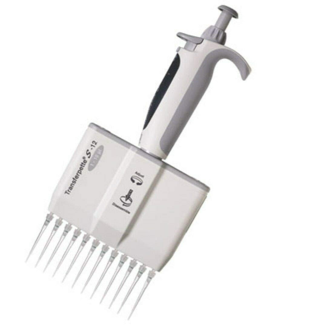 Brandtech 705616 Transferpette S multichannel Pipette Spare Parts Nose Cone 20-200/µL Pack of 2