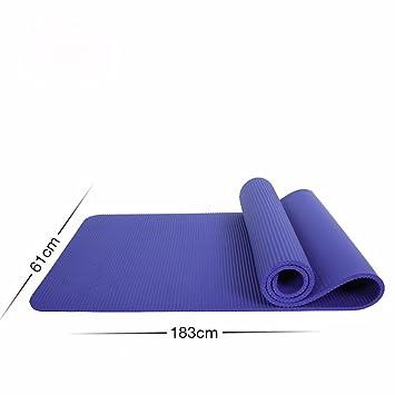 Olici MDRW-Amantes del Yoga Deportes Yoga Pilates Mat para ...