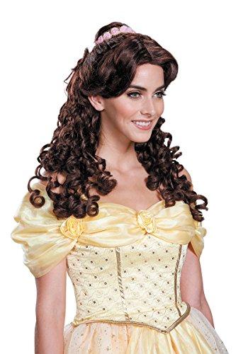 [DIS98418/13 Adult Belle Wig] (Belle Wigs)