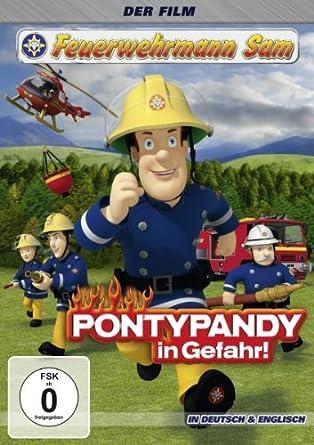 Feuerwehrmann Sam Pontypandy In Gefahr Der Film Amazonde