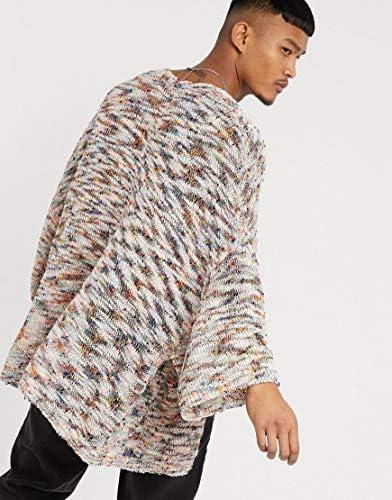 エイソス カーディガン メンズ ASOS DESIGN knitted cardigan in slub textured yarn [並行輸入品]