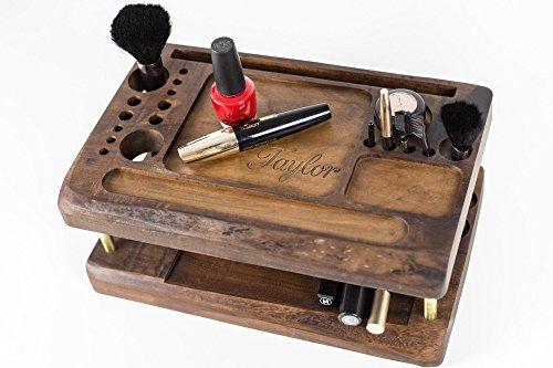 makeup organizer wooden makeup organizer wooden makeup. Black Bedroom Furniture Sets. Home Design Ideas