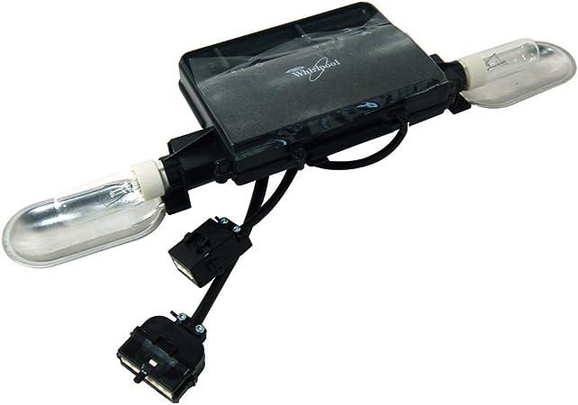 Unidad de Control para hidromasaje para campana extractora equivalente al 481231038865: Amazon.es: Hogar