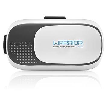 166351f5eb57b Óculos 3D Realidade Virtual Warrior - JS080  Amazon.com.br  Informática