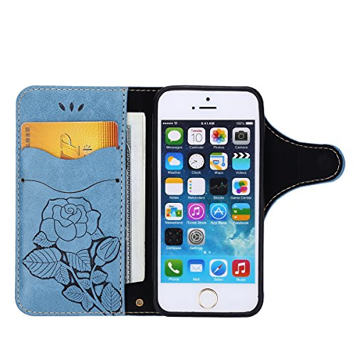iPhone 5S HülleiPhone SE HülleJAWSEU Lanyard Schutzhülle für iPhone ...