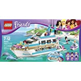 LEGO Friends Dolphin Cruiser Building Set 41015