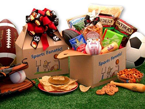 Sports Gift Sports Fan Gift Care - Baskets Gift Baseball