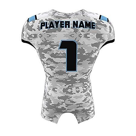 Prostyle American Football Elite Style Jersey, 30 Unidades Team Set Camiseta de fútbol: Amazon.es: Deportes y aire libre