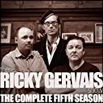 Ricky Gervais Show: The Complete Fifth Season | Ricky Gervais,Steve Merchant,Karl Pilkington