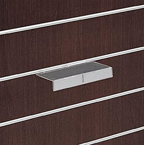 Estante Estante mensoline plástico puerta Zapatillas Calzado Para Panel dogato con portaprezzo cabina armario guardarropa arredamento tiendas: Amazon.es: ...