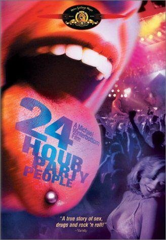 VHS : 24 Hour Party People