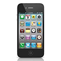 Apple iPhone 4 16GB (A1332) - GSM Factory Unlocked - No Warranty (Black)