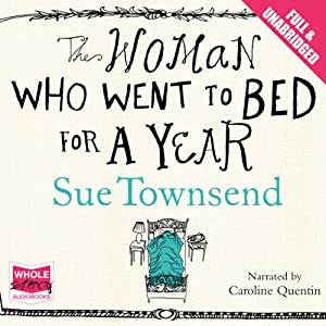 The Woman Who Went to Bed for a Year Hörbuch