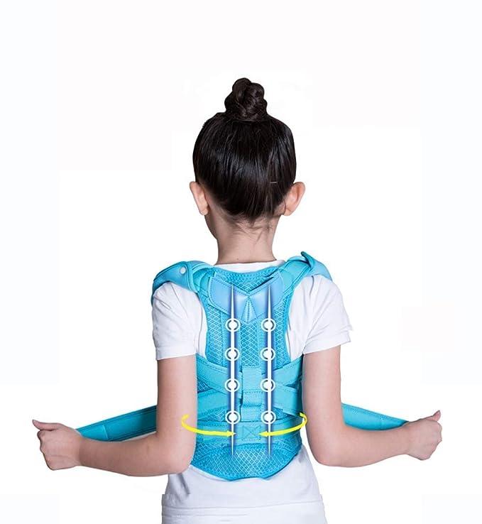 GxYue Andadores Corrector de Postura para niños - Apoyo ...