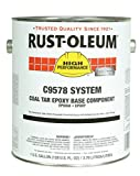 Rust-Oleum High Performance C9578 Coal Tar Epoxy, 1.25-Gallon Kit with C9502504 Activator