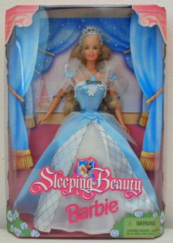 - Sleeping Beauty Barbie Doll