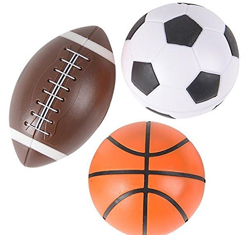 2'' SPORTS BALL PENCIL SHARPENER, Case of 72
