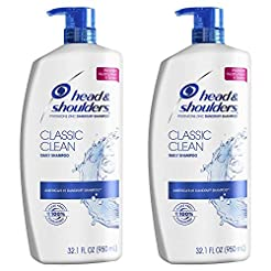 Head and Shoulders Shampoo, Anti Dandruf...