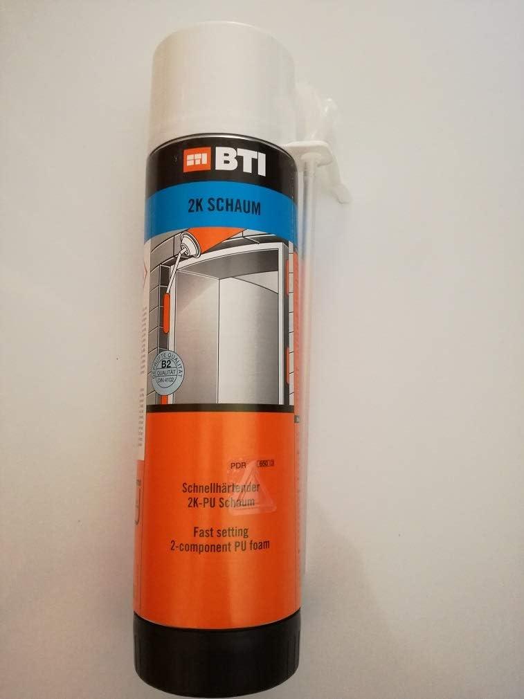 BTI - Espuma de poliuretano 2K, para colocar en el asiento del ...