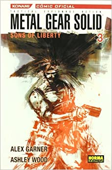 Book Metal Gear Solid 3: Sons of Liberty
