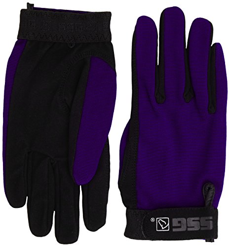 SSG All Weather Gloves Purple (Ssg Unlined Gloves)