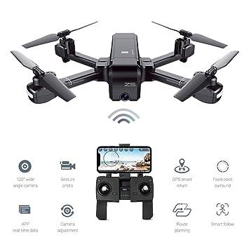 Mallalah Z5 Modo Dual GPS de Cuatro Ejes Drone Aviones ...