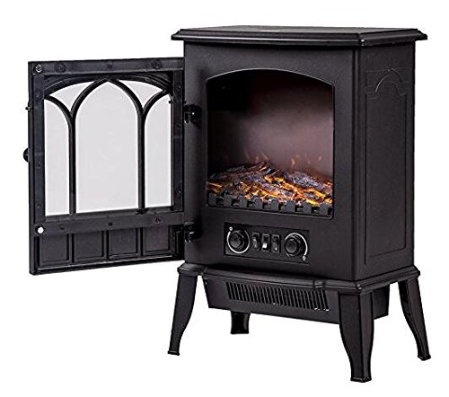 electric heater fireplace - 5