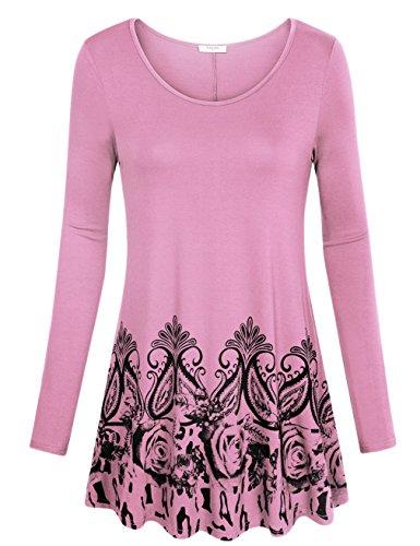 Pink A-Line Top - 3