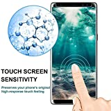 Glass Screen Protector for Samsung Galaxy S9, 3D