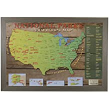 Travel Map US Wood Map USA Travel Map Personalized Pin Travel Map - Personalized us travel map