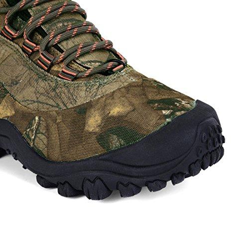 Xpeti Waterdichte Wandelschoenen Dames Camouflage H