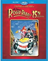Who Framed Roger Rabbit: 25th Anniversary Edition (Two-Disc Blu-ray/DVD Combo in Blu-ray Packaging) by Touchstone Home Entertainment