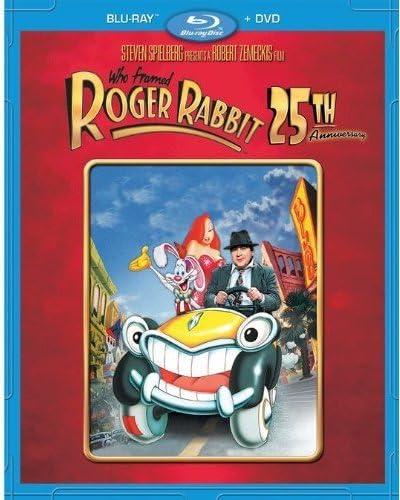 Who Framed Roger Rabbit 25th Anniversary Edition Blu Ray 1988 Us Import Amazon Co Uk Dvd Blu Ray