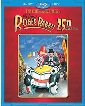 Amazon.com: Who Framed Roger Rabbit: 25th Anniversary Edition (Two ...