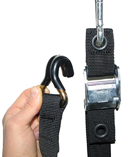 Price comparison product image Gladiator Cargo Gear ANH-70 Standard Hardware Kit (Set of 2 Straps)