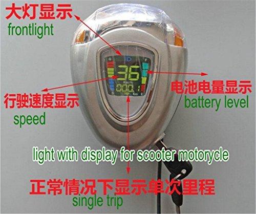 Electron Led Rear Light - 3