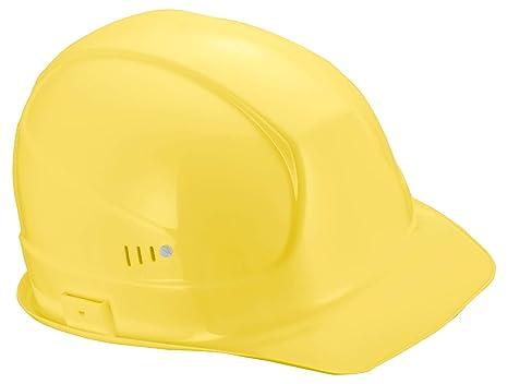 Casco de Obra Superboss | Protección en el Trabajo | Protección de la Cabeza con Excelentes Valores de Amortiguación | Casco de Seguridad con ...