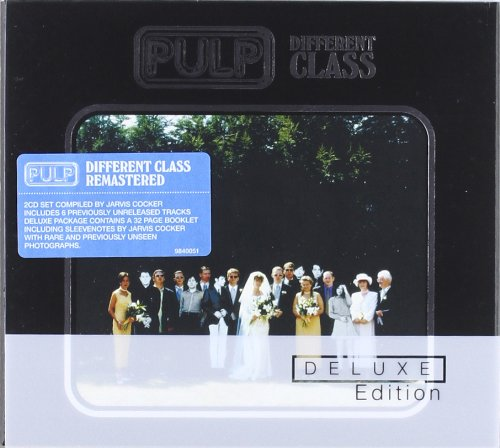 Price comparison product image Different Class [2 CD Deluxe Edition]