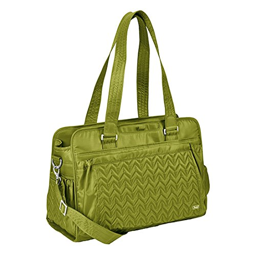 Lug Life Caboose Carry All Bag, Grass Green, One Size