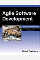Agile Software Development by Alistair Cockburn (2001-10-22)