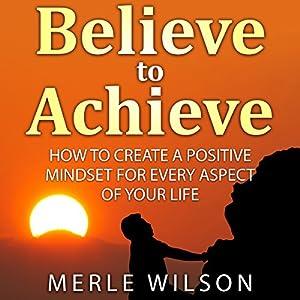 Believe to Achieve Audiobook