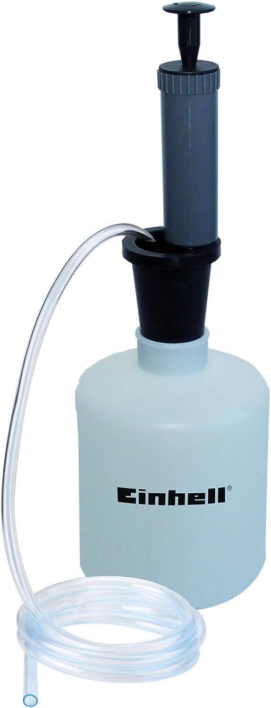 Einhell - Bomba para gasolina (manguera de succión 1,3 m) color gris