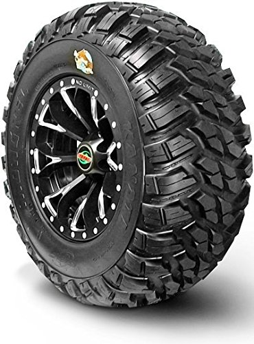 GBC ATV Tires Kanati Mongrel Front/Rear 30- 10R14 10 Ply ATV Tire