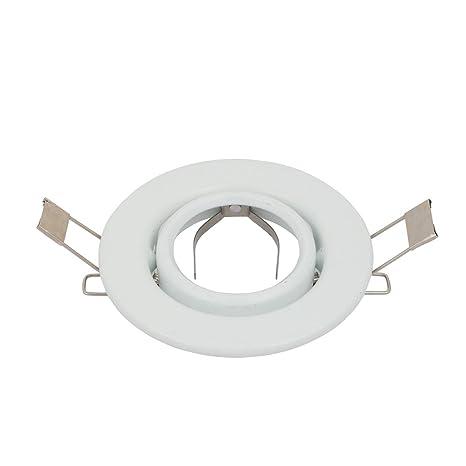 Sourcingmap - Soporte para lámpara de techo de 90 mm de ...